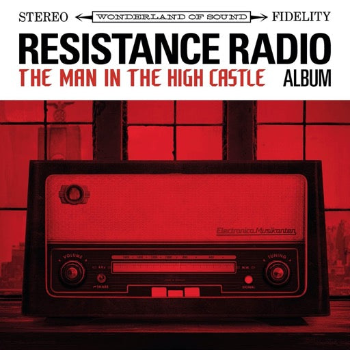 RESISTANCE RADIO: THE MAN IN T <br/> <small>RESISTANCE RADIO: THE MAN IN T</small>