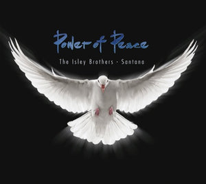 ISLEY BROTHERS / SANTANA <br/> <small>POWER OF PEACE (GATE) (OFV)</small>