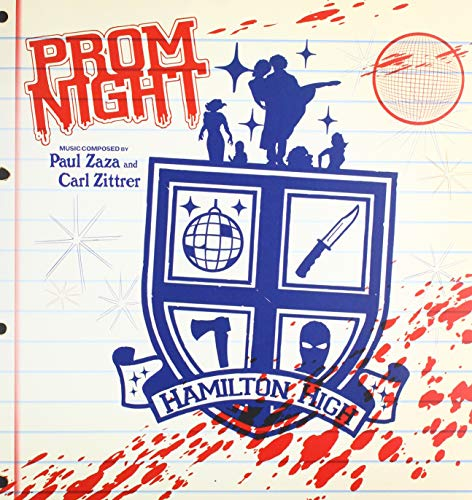 ZAZA,PAUL / ZITTRER,CARL (COLV <br/> <small>PROM NIGHT (ORIGINAL SOUNDTRAC</small>
