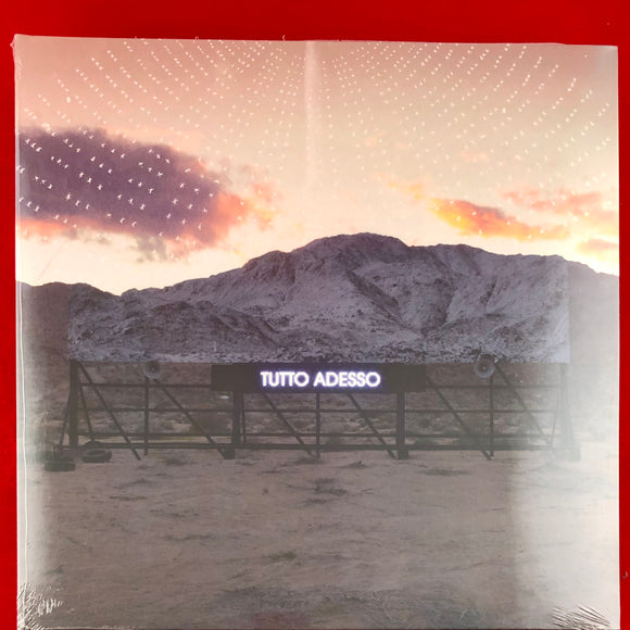 ARCADE FIRE <br/> <small>EVERYTHING NOW (ITALIAN VERSION) TUTTO ADESSO </small>
