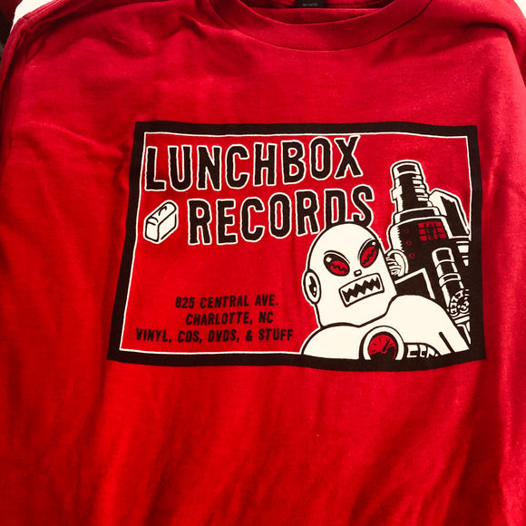 Lunchbox Records Old School Shirt