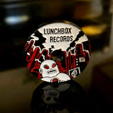 Lunchbox Records metal 45 adapter