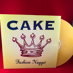 CAKE <br/> <small>FASHION NUGGET (YELLOW)</small>