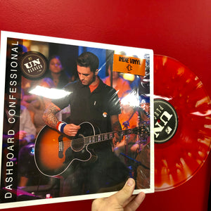 DASHBOARD CONFESSIONAL <br/> <small>MTV UNPLUGGED 2.0 (INDIE EXCLUSIVE COLORED VINYL)</small>
