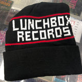 Lunchbox Records Knit Hat