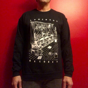 Lunchbox Records Masereel Sweater