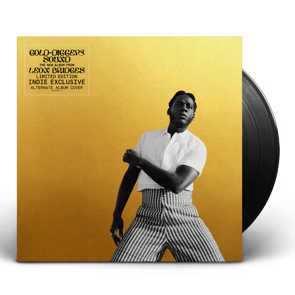 LEON BRIDGES <br><small>GOLD-DIGGERS SOUND (ALTERNATE COVER ART) (INDIE EXCLUSIVE) <br>PREORDER out 7/23/2021<br></small>