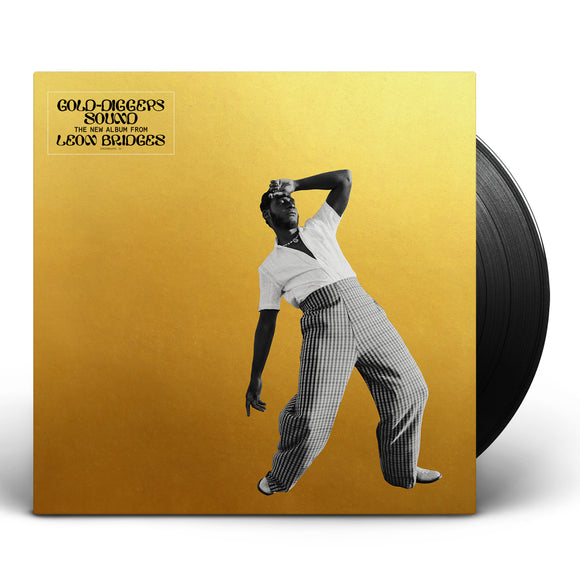 Copy of LEON BRIDGES <br><small>GOLD-DIGGERS SOUND (STANDARD BLACK VINYL) <br>PREORDER out 7/23/2021<br></small>