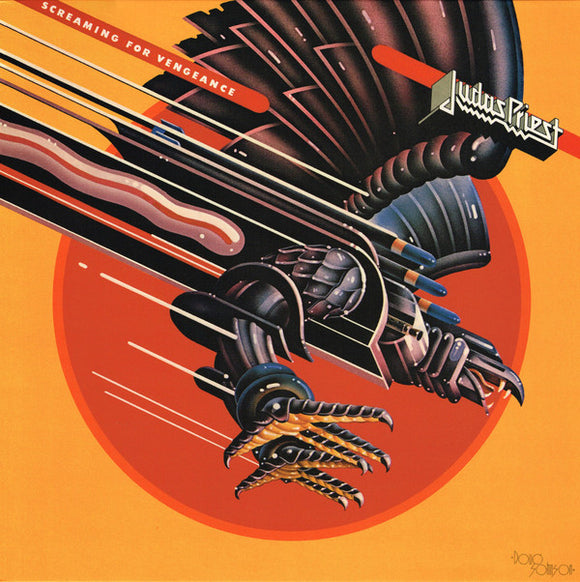 JUDAS PRIEST <br/> <small>SCREAMING FOR VENGEANCE (OGV)</small>