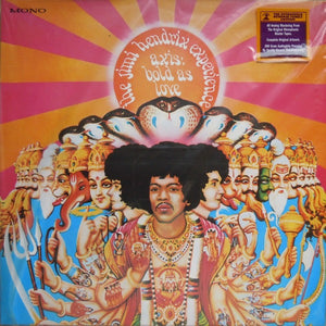 HENDRIX,JIMI <br/> <small>AXIS: BOLD AS LOVE (MONO)</small>