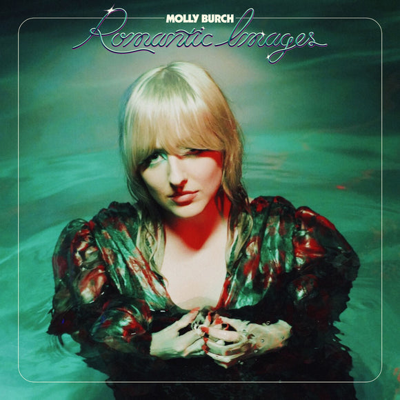 MOLLY BURCH <br><small>ROMANTIC IMAGES LP (COKE BOTTLE CLEAR VINYL) (INDIE EXCLUSIVE) <br>PREORDER out 7/23/2021<br></small>