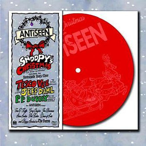 ANTISEEN <br/> <small>SNOOPY'S CHRISTMAS</small>