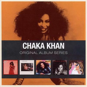 KHAN,CHAKA <br/> <small>ORIGINAL ALBUM SERIES (BOX)</small>