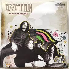 LED ZEPPELIN <br/> <small>KILLER HIGHLIGHTS OSAKA 71</small>