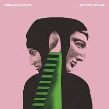 TEENAGE FANCLUB <br/> <small>ENDLESS ARCADE (BLACK) (DLCD)</small>