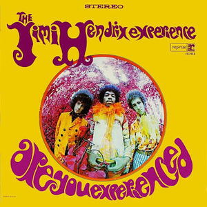 HENDRIX,JIMI <br/> <small>ARE YOU EXPERIENCED</small>