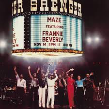 MAZE / BEVERLY,FRANKIE <br/> <small>LIVE IN NEW ORLEANS</small>