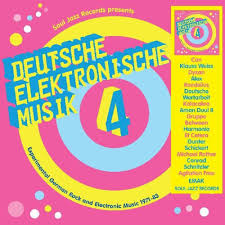 SOUL JAZZ RECORDS <br/> <small>DEUTSCHE ELEKTRONISCHE MUSIK 4</small>