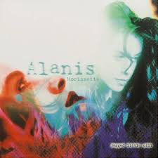 MORISSETTE,ALANIS <br/> <small>JAGGED LITTLE PILL (CLEAR)</small>