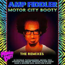 AMP FIDDLER <br/> <small>MOTOR CITY BOOTY (PURPLE & PIN</small>