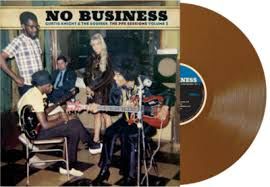 KNIGHT,CURTIS / HENDRIX,JIMI <br/> <small>NO BUSINESS:PPX SESSIONS V.2 (BF20)</small>