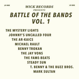 WICK RECORDS PRESENTS (COLV) <br/> <small>BATTLE OF THE BANDS V.1 (RSD3)</small>