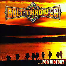 BOLT THROWER <br/> <small>FOR VICTORY</small>