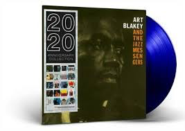 BLAKEY,ART / JAZZ MESSENGERS <br/> <small>MOANIN (BLUE) (LTD) (UK)</small>
