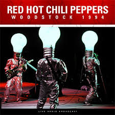 RED HOT CHILI PEPPERS <br/> <small>WOODSTOCK 1994</small>