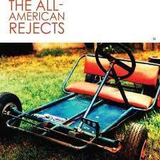 ALL AMERICAN REJECTS <br/> <small>ALL AMERICAN REJECTS (BLK) (OF</small>