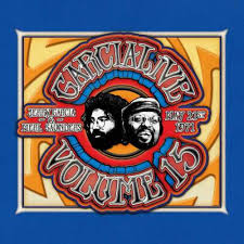 GARCIA,JERRY / SAUNDERS,MERL <br/> <small>GARCIALIVE VOLUME 15: MAY 21 1</small>