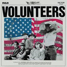 JEFFERSON AIRPLANE <br/> <small>VOLUNTEERS (GATE) (OGV) (RMST)</small>