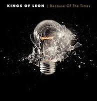 KINGS OF LEON <br/> <small>BECAUSE OF THE TIMES (OGV) (RM</small>