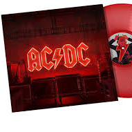 AC/DC <br/> <small>POWER UP (GATE) (OGV)(COLORED VINYL) (RED)</small>