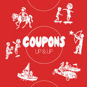 COUPONS <br/> <small>UP & UP</small>