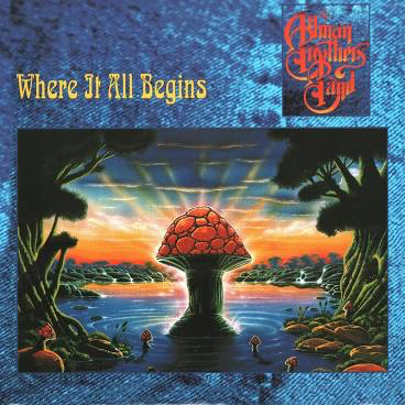 ALLMAN BROTHERS <br/> <small>WHERE IT ALL BEGINS (BLK) (BLU</small>