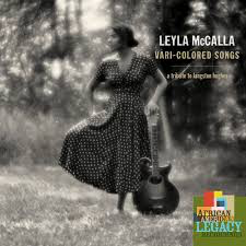 MCCALLA,LEYLA <br/> <small>VARI-COLORED SONGS (BLK)</small>