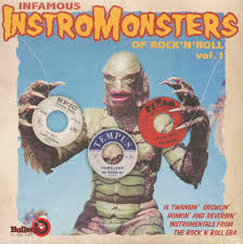 INFAMOUS INSTROMONSTERS OF ROC <br/> <small>VOL. 1</small>