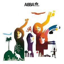 ABBA <br/> <small>ABBA - THE ALBUM</small>
