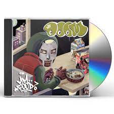 MF DOOM <br/> <small>MM..FOOD</small>