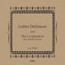 DICKINSON,LUTHER <br/> <small>ROCK LIVE CONCERT (BF20)</small>