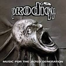 PRODIGY <br/> <small>MUSIC FOR THE JILTED GENERATIO</small>