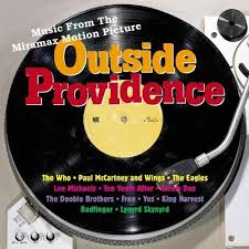 OUTSIDE PROVIDENCE <br/> <small>SOUNDTRACK (COLV) (RED/ORANGE)</small>