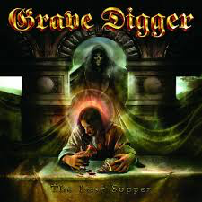 GRAVE DIGGER <br/> <small>LAST SUPPER (RED)</small>