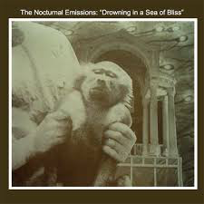 NOCTURNAL EMISSIONS <br/> <small>DROWNING IN A SEA(RSD2) (GREY)</small>