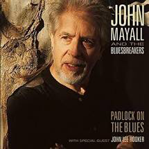 MAYALL,JOHN & THE HEARTBREAKER <br/> <small>PADLOCK ON THE BLUES (REIS)</small>