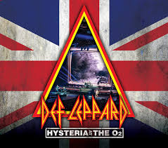 DEF LEPPARD <br/> <small>HYSTERIA AT THE 02 (LTD) (DIG)</small>