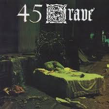 45 GRAVE <br/> <small>SLEEP IN SAFETY (BLK/GRN)(COLV</small>