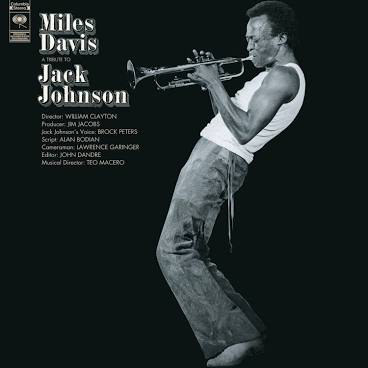 DAVIS,MILES <br/> <small>TRIBUTE TO JACK JOHNSON (OFGV)</small>