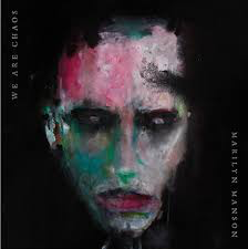 MARILYN MANSON <br/> <small>WE ARE CHAOS (W/POSTCARDS) IEX</small>